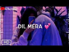 Hindi Love Song Lyrics, New Hindi Songs, Cool Lyrics, Best Love Lyrics, Romantic Love Song, Romantic Song Lyrics, Romantic Status, Romantic Songs Video, Whatsapp Emotional Status