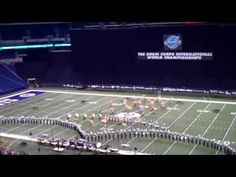 Madison Scouts Drum Corp 2010