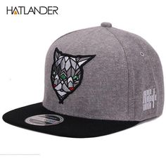 8b5c4782a34b0 Hatlander 3D Devil Eyes Baseball Caps Retro Gorras Hats Planas Chapeau Flat  Bill Hip Hop Snapbacks