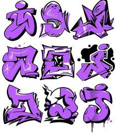 Purple Pills 😈 Your Favorite J ? Grafitti Letters, Graffiti Lettering Alphabet, Graffiti Font, Graffiti Tagging, Graffiti Drawing, Graffiti Styles, New York Graffiti, Street Art Graffiti, Alfabeto Graffiti