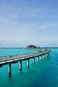 Hilton Maldives / Iru Fushi Resort & Spa