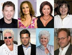 Food Network Chefs | Who's Your Favorite Food Network Chef of 2008?