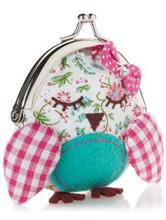 Cute chick purse from Accessorize