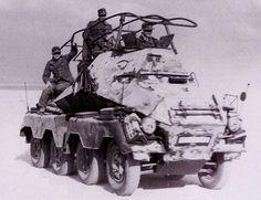 SdKfz 263 8Rad