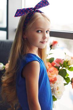Fashion Kids. Модели. Анастасия Оруб 8 лет (рост129)