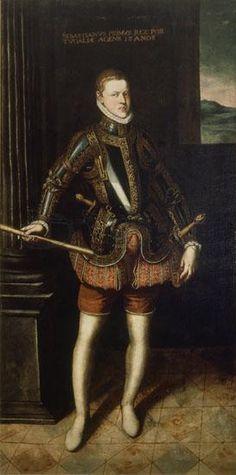 D. Sebastião Rey de Portugal