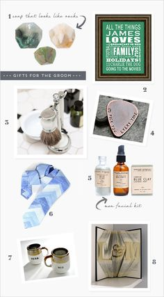 Gifts For The Groom that are not only practical, but we know you love. Wedding Men, Wedding Attire, Wedding Styles, Our Wedding, Wedding Gifts, Dream Wedding, Wedding Stuff, Movie Gift, Wedding Mood Board