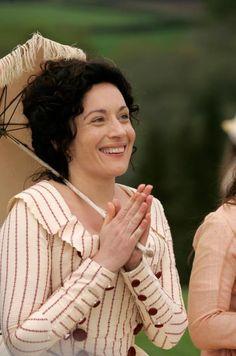 Becoming Jane - English actress Lucy Cohu  plays Eliza de Feuillide, Jane Austen's cousin - 2007