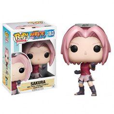 Sakura Haruno, Figurine Naruto, Pop Figurine, Funko Pop Dolls, Funko Toys, Funk Pop, Pop Vinyl Figures, Anime Naruto, Funko Pop Anime