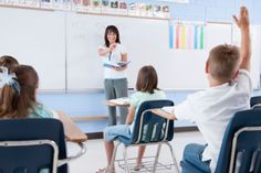 Stock Photo : Students in classroom