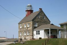 Salmon River Lighthouse-Eastern Lake Onterio