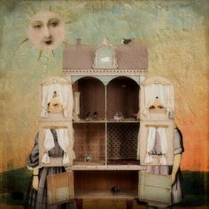 The Mouse House.  Elements:  Itkupilli Imagenarium @ Mischief Circus.