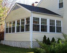 1000 Images About Enclosed Porches On Pinterest