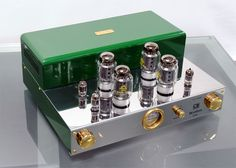 Woodham KT-88 | CR Developments WOODHAM KT88 Power Amplifier