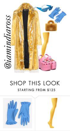 """U.G.L.Y"" by itsindiaross on Polyvore featuring Balenciaga and Calvin Klein 205W39NYC"