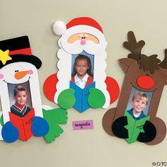 manualidades navideñas para niños con material reciclado - Buscar con Google