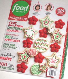 Tea With Friends: The December 2014 Food Network magazine