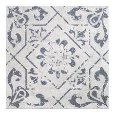 Vintage Ceramic Tile Washed White is a Moroccan design tile for floors and walls applications such as kitchen, backsplash, bathroom, and shower. Get a sample today! Bathroom Floor Tiles, Wall Tiles, Lowes Backsplash Tile, Ceramic Tile Bathrooms, Backsplash Ideas, Toilet Tiles, Best Bathroom Flooring, Decorative Tile Backsplash, Diy Bathroom