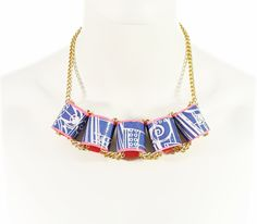 is a Fashion Forward Brand of Sustainable One-Of-A-Kind Design Jewellery. Innovative, modern jewelry & accessories from sustainable materials. Fashion Necklace, Fashion Jewelry, Jewelry Accessories, Jewelry Design, Modern Jewelry, Sustainable Fashion, Tassel Necklace, Fashion Forward, Jewelry Making