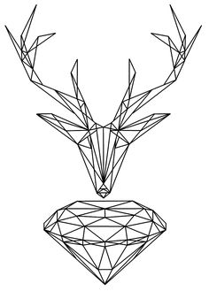 Brain Lapsus: Geometric Art Work - Tattoo Inspiration