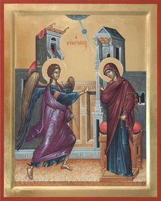 Religious Icons, Religious Art, Noli Me Tangere, Byzantine Icons, Orthodox Icons, Fresco, Christianity, Religion, Spirituality