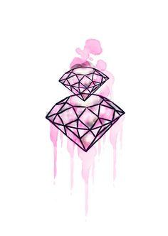 shining like a diamond