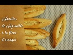 Recette facile des véritables Navettes de Marseille à la fleur d'oranger