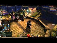 Guildwars 2 WvW Keep Defense w-Open Rebellion