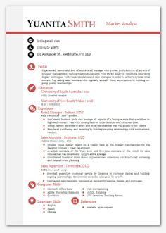 Modern Microsoft Word Resume Template Lahfah By Inkpower
