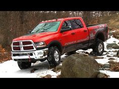 Check out the specs of the 2014 RAM Power Wagon!