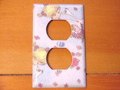 Precious Moments Single Receptacle Outlet Cover