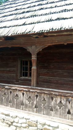 Our World, Romania, Cabins, Gazebo, Globe, Outdoor Structures, Traditional, Awesome, House