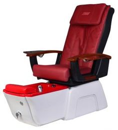 PSU NS 158 Pedicure Spa Chair   $1,735.00 Pedicure Spa Chair: Shiatsu massage system - rolling, tapping, kneading, multifunction Power seat - recline, forward,...