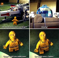 lego star wars is the best.