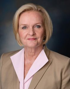 """Advice from Sen. Claire McCaskill (D-MO): Knowledge is power. If you really work hard at learning and trying to learn as much as you can about as much as you can then no matter what your dream is you have a really good chance of achieving it.""""    More advice from the largest class of female senators in history, click the pin!"""