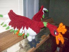 Kat's Creations: Ho Oh