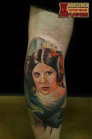 Princess Leia Tattoo 25