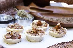 Savor one last munch with Mini Pecan Pot Tarts. Weed Recipes, Marijuana Recipes, Cooking Recipes, Recipies, Cannabis Edibles, Cooking With Marijuana, My Favorite Food, Favorite Recipes, Delicious Desserts
