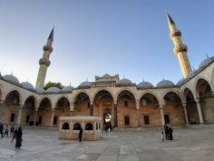 Mosque, Istanbul, Taj Mahal, Building, Travel, Viajes, Buildings, Mosques, Destinations