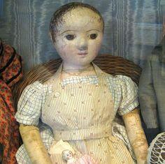 Izannah Walker doll