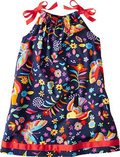 Pillowcase Dress from Hanna Andersson | #girlsdresses ($20, Monday 2/17/14 only!)