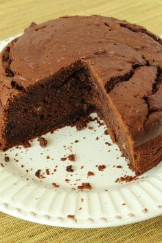 Chocolate cake with Peanut butter filling and nutella butter-cream frosting Nutella Recipes, Chocolate Recipes, Chocolate Cake, Peanut Butter Filling, Peanut Butter Recipes, Sin Gluten, Sweet Recipes, Cake Recipes, Delicious Desserts