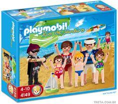 Sbiriful: Playmobil Rio 2016....