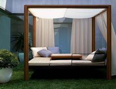 Teak Garden Furniture Design Ideas For Outdoor Use Himmelbett Selber  Machen, Dachterrasse