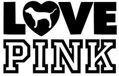 Download PINK by Victoria's Secret dog logo   Fashion Passion in ...