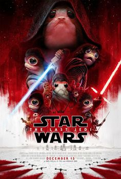 Star Wars Episode VIII the Last Jedi, Sci-Fi, movie