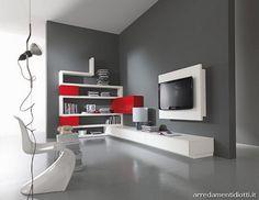 Arredamenti Diotti A - Il blog su mobili ed arredamento dinterni: Il soggiorno moderno entra in cucina