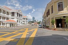 Melaka and George Town, Historic Cities of the Straits of Malacca, Malaysia. Inscription in 2008. Minor modification inscription in 2011. Criteria: (ii)(iii)(iv)