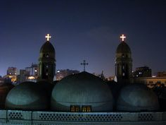 St-Markos Church in Heliopolis, Cairo, Egypt in 3 Articles - 23 January 2008   Wikipedia
