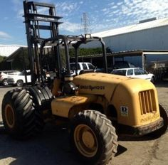 South Queensland Materials Handling Yale forklifts Yale